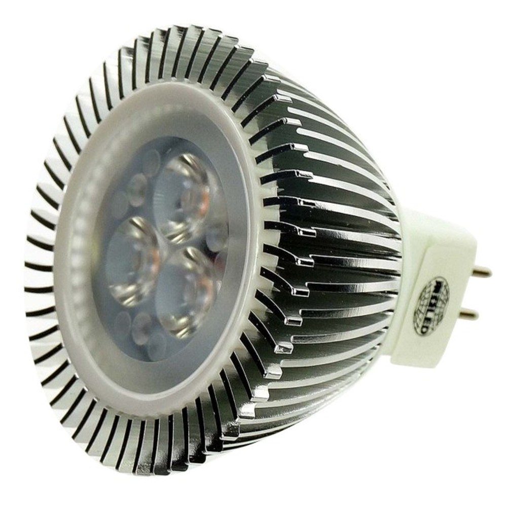 東亞LED MR16杯燈5.5W(含變壓器) 黃光 25度