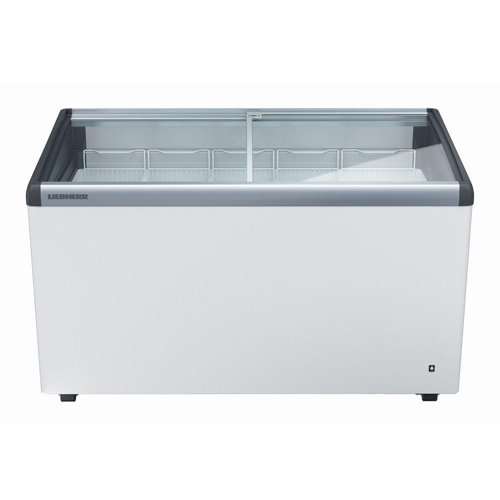 德國利勃LIEBHERR 6尺3 弧型玻璃推拉冷凍櫃EFI-5653
