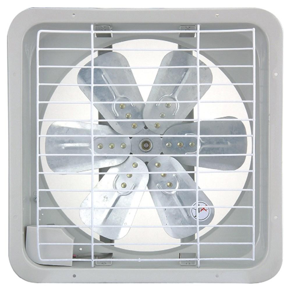 【永用】10吋鋁葉吸排兩用通風扇(電壓220V) FC-310A-2
