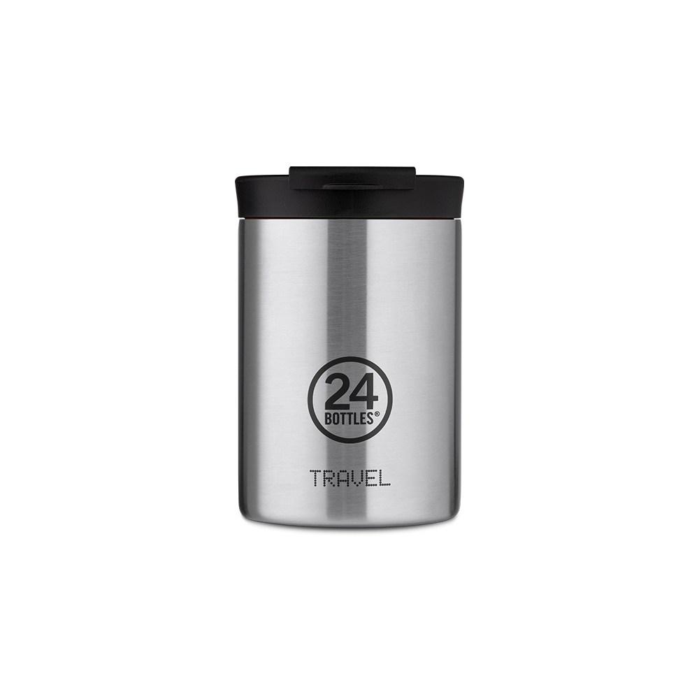 義大利 24Bottles 保溫隨行杯 350ml - 不銹鋼