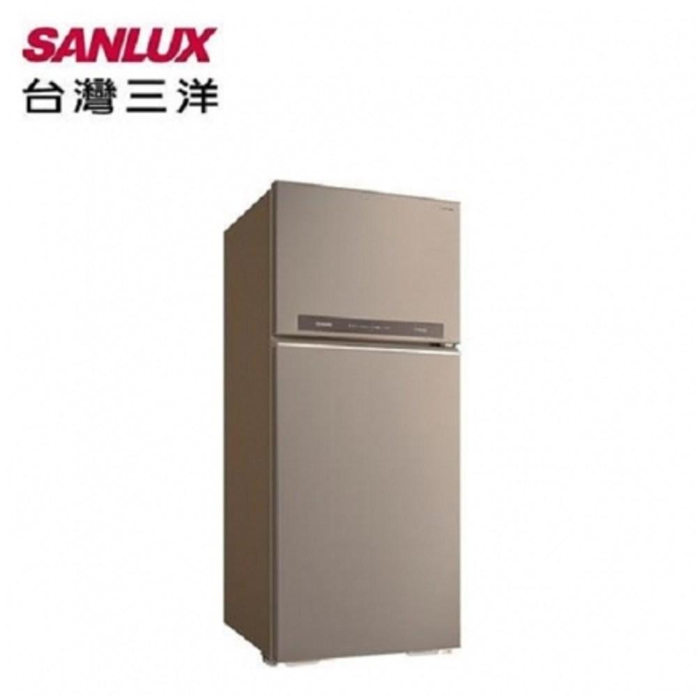 SANLUX台灣三洋 580L雙門變頻電冰箱 SR-C580BV1B