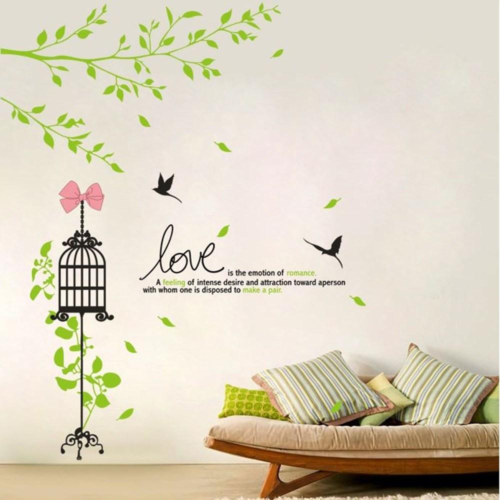 【Loviisa LOVE】無痕壁貼 壁紙