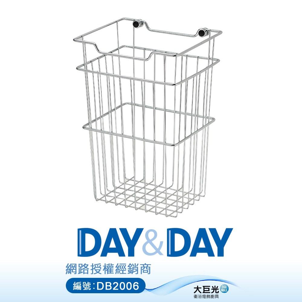 【DAY&DAY】釘式髒衣收納籃(ST5823H)