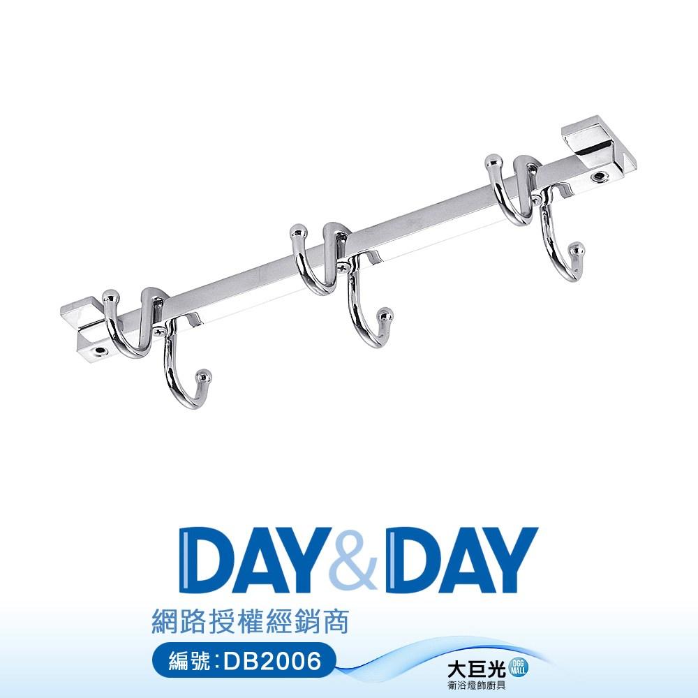 【DAY&DAY】吊杯架/可掛6杯(3012SC)