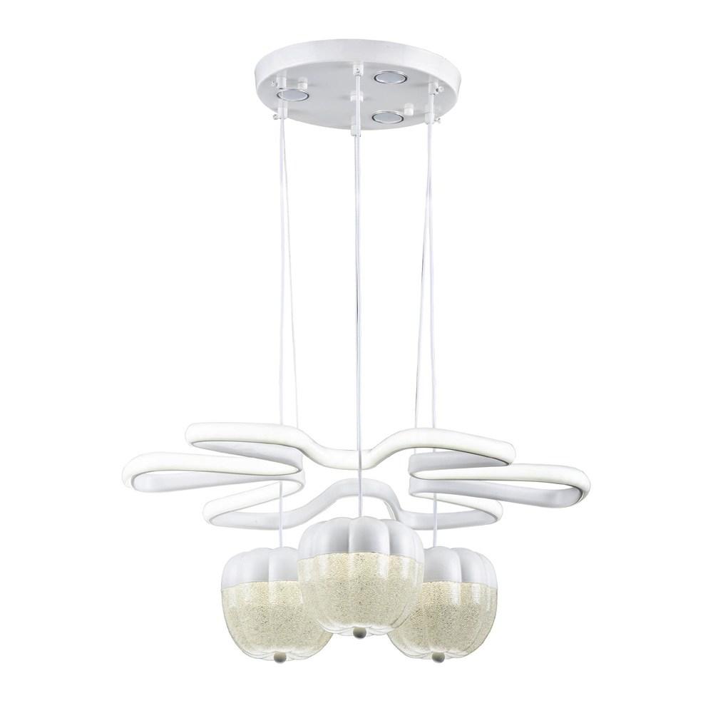 【大巨光】現代風132W內建光源吊燈-中(BM-21151)
