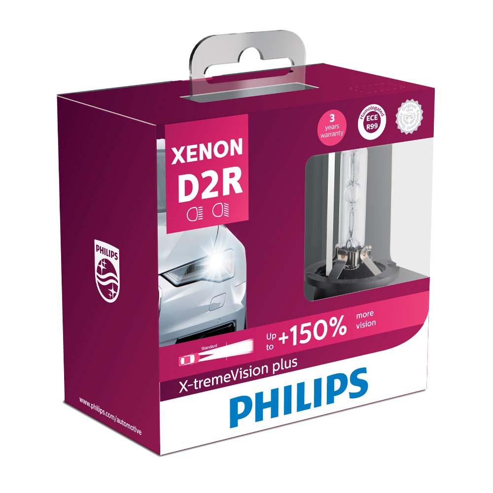 PHILIPS 飛利浦HID 4800K 氙氣車燈 D2R +150%D2R