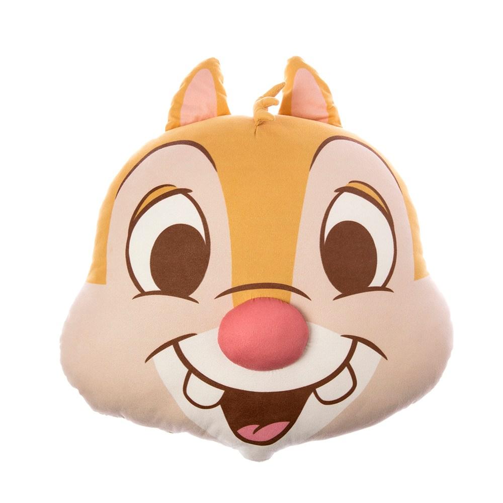 HOLA 迪士尼系列櫻花季造型仿麂皮抱枕-蒂蒂