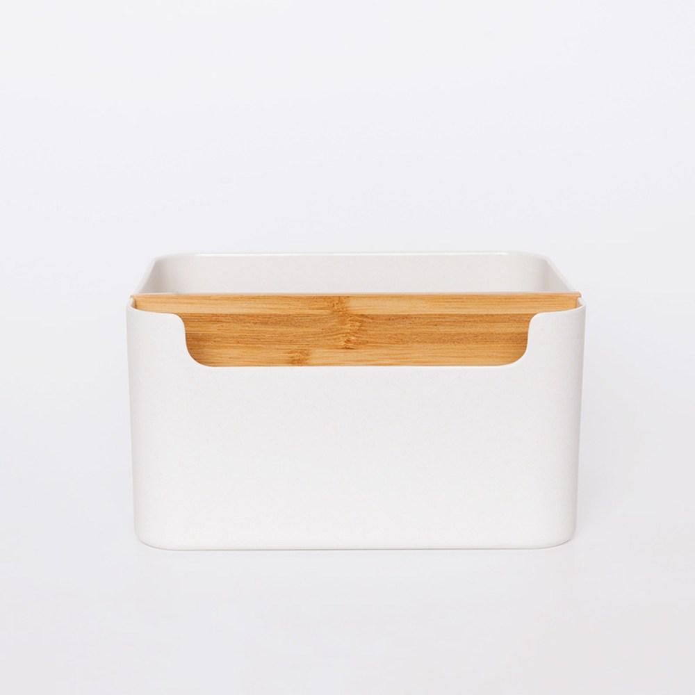 竹品多功能收納盒