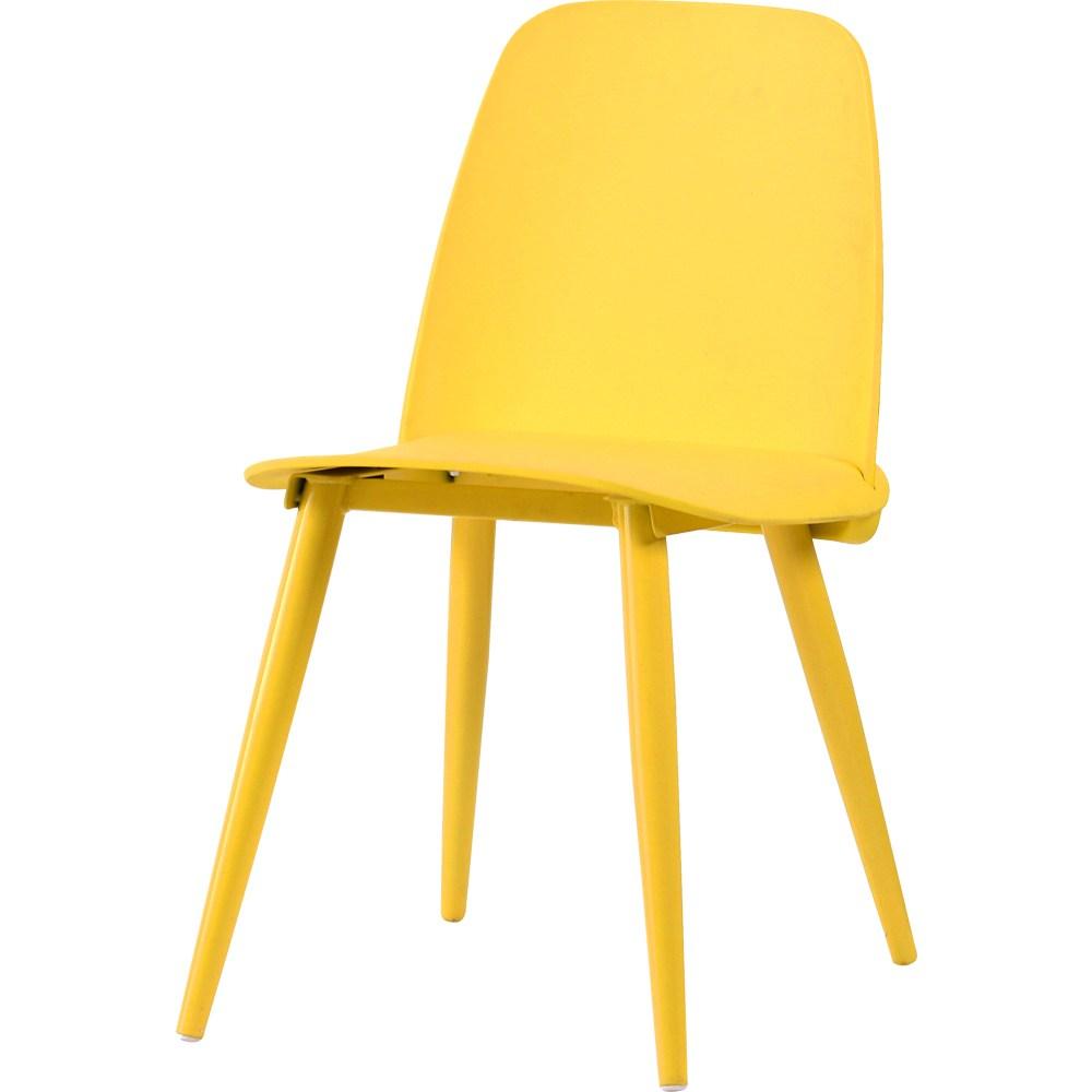 【YOI傢俱】波亞餐椅-白白
