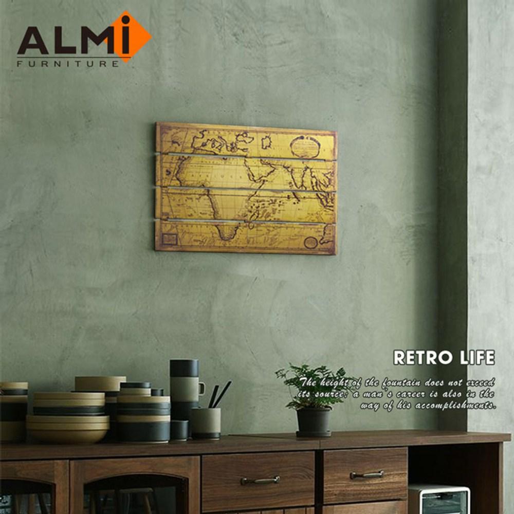 【ALMI】RETRO LIFE 40x60 木板畫(7款可選)NICE