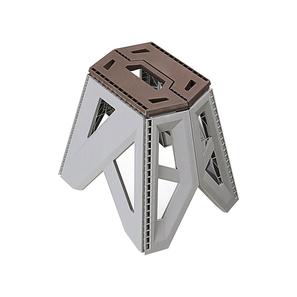 RC850-3 金剛摺合椅39CM 咖啡