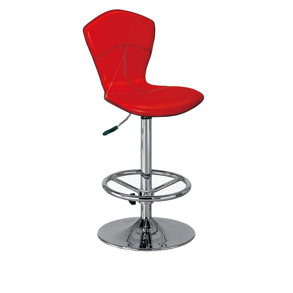 喬森吧椅(紅)