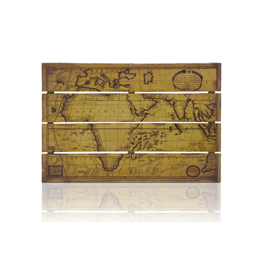 【ALMI】RETRO LIFE 60x100 木板畫(7款可選)COFFEE