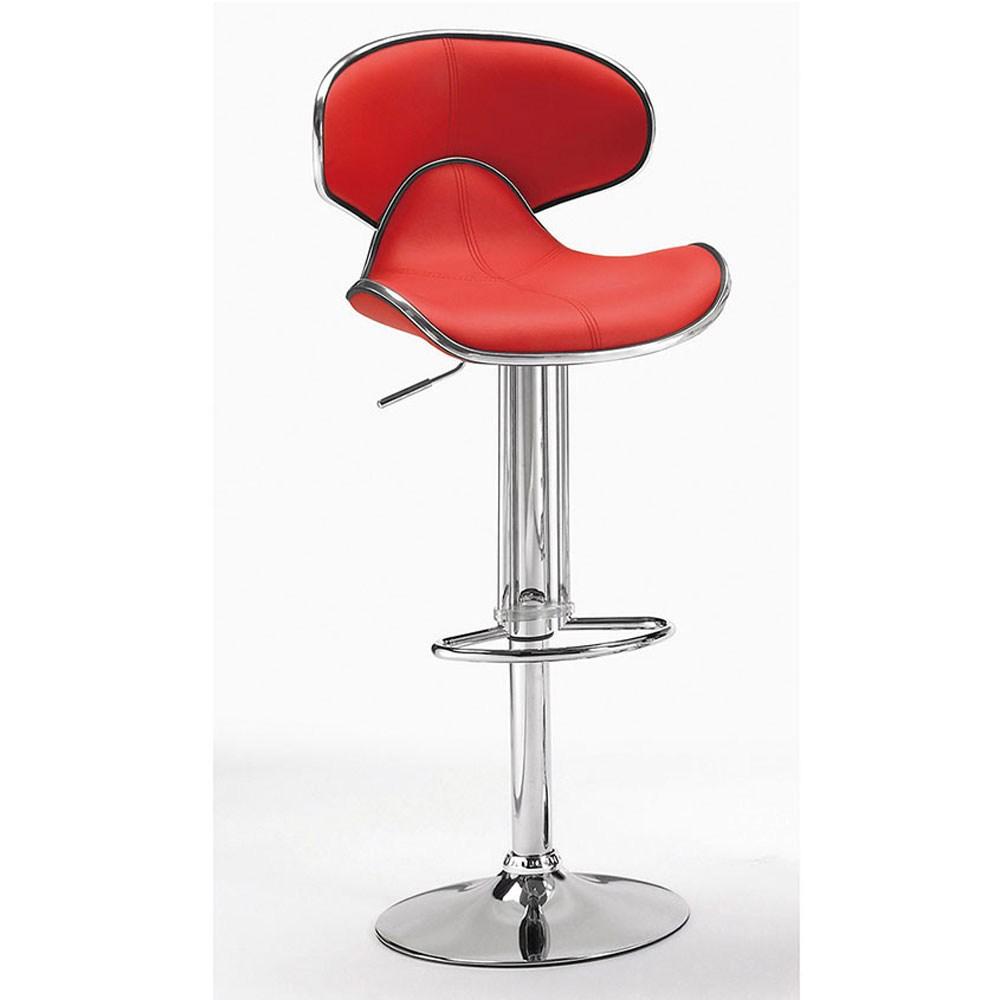 奈特吧椅(紅)