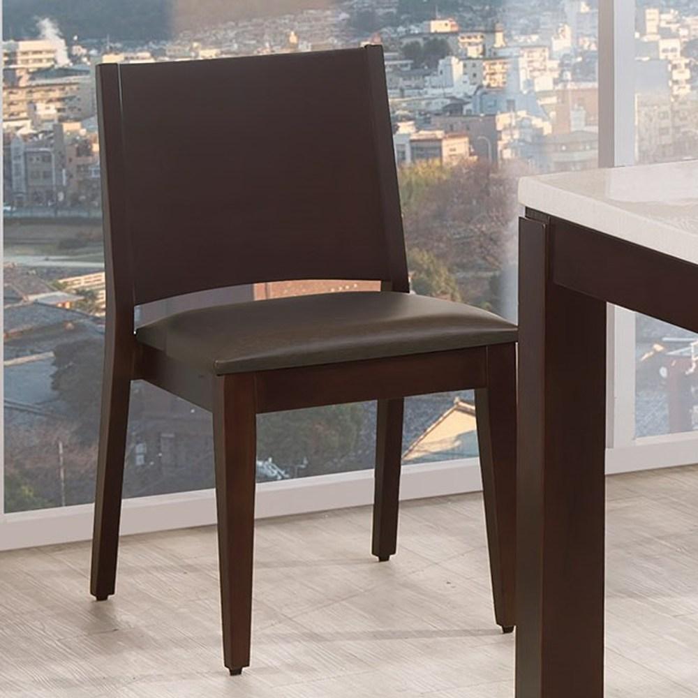 文森胡桃餐椅