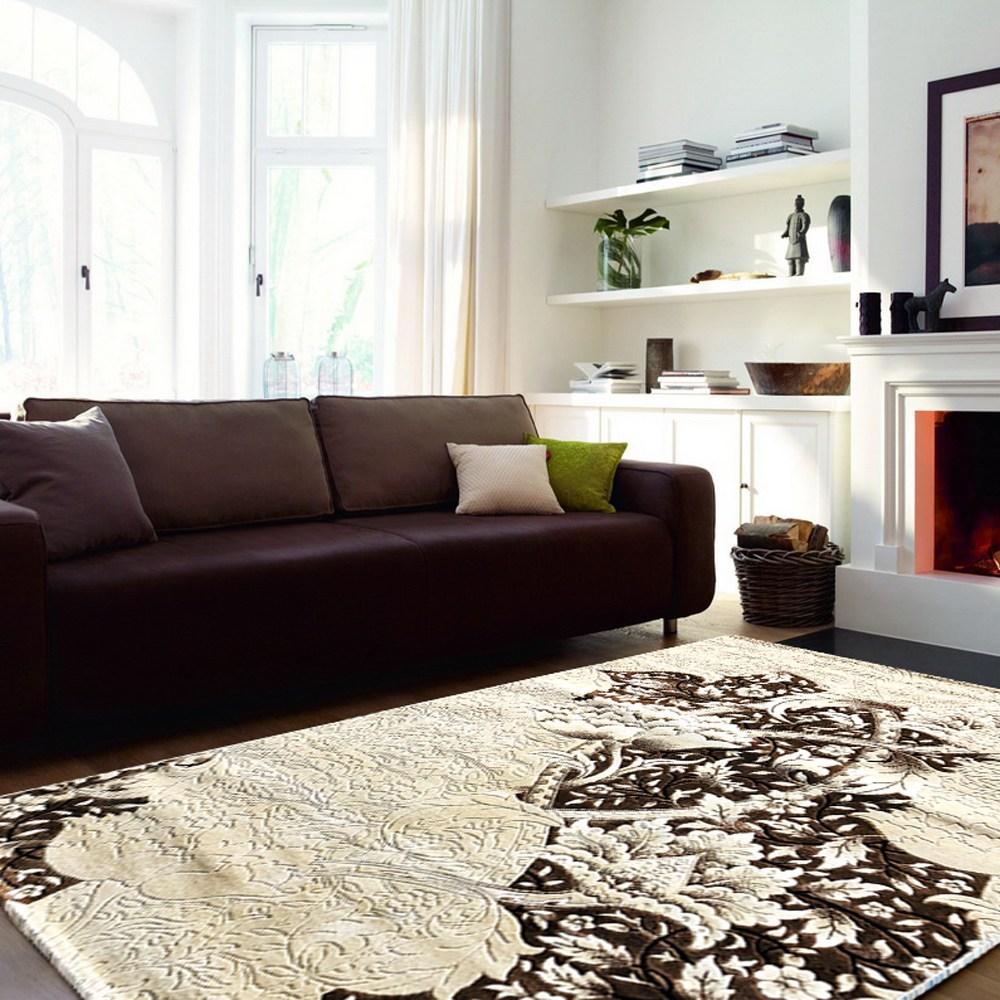 【YFS】耐磨高透氣親膚地毯-馬奇頓160x230cm