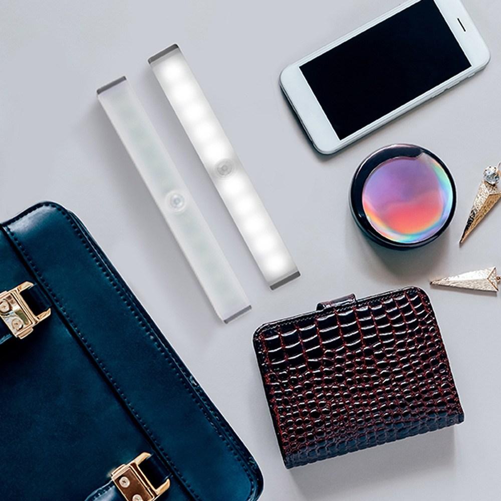 aibo 升級版多功能 USB充電磁吸式 15cmLED感應燈管白光