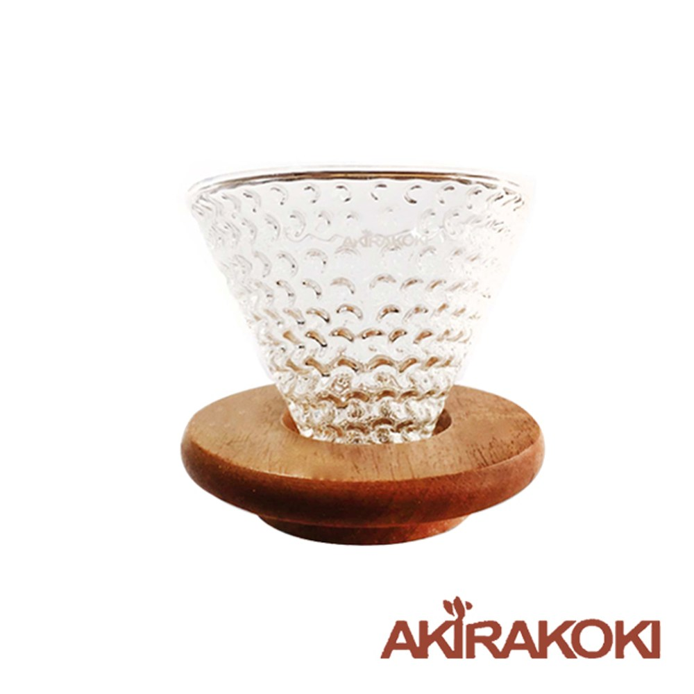AKIRAKOKI 草莓濾杯SBG-01 搭贈400ml咖啡壺