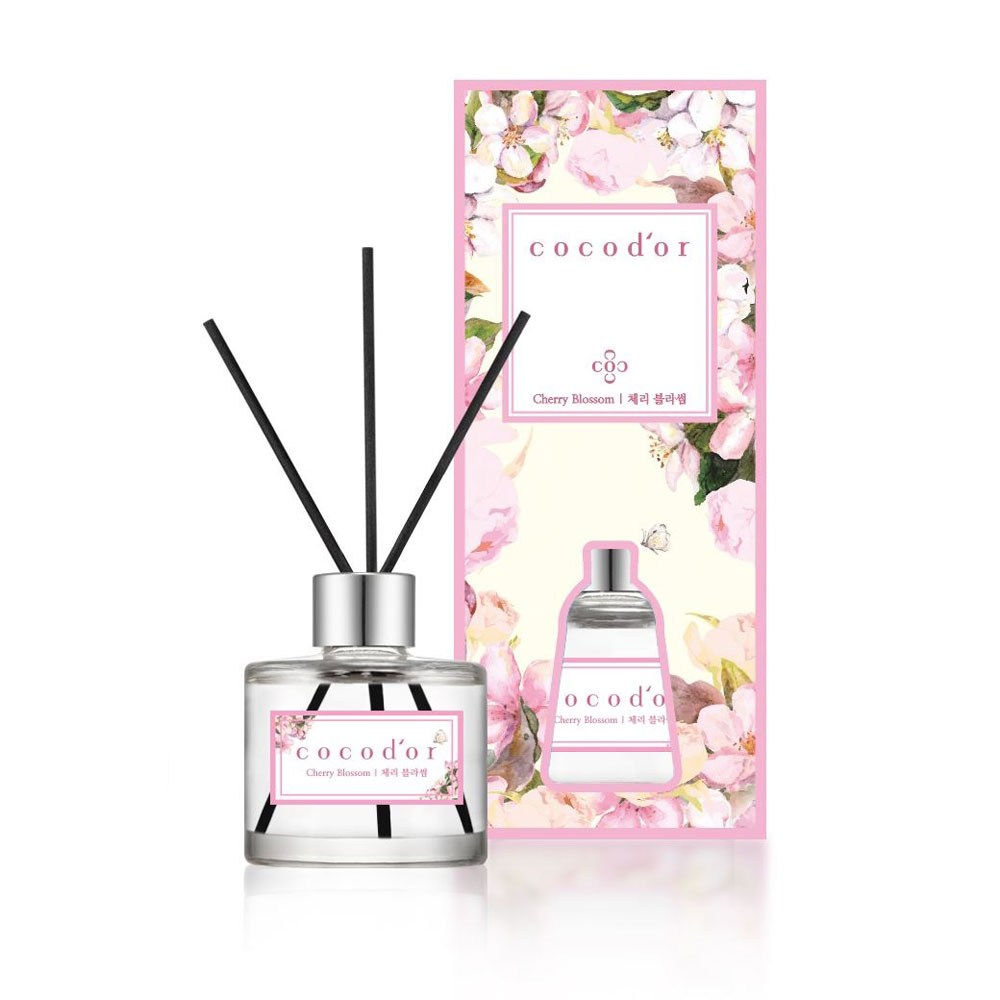 韓國cocodor香氛擴香瓶50ml-櫻花