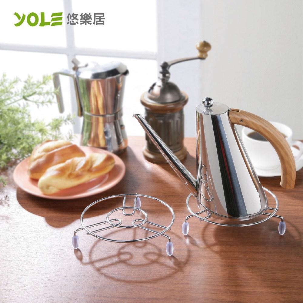 【YOLE悠樂居】鍋具隔熱墊-小(3入) #1134008