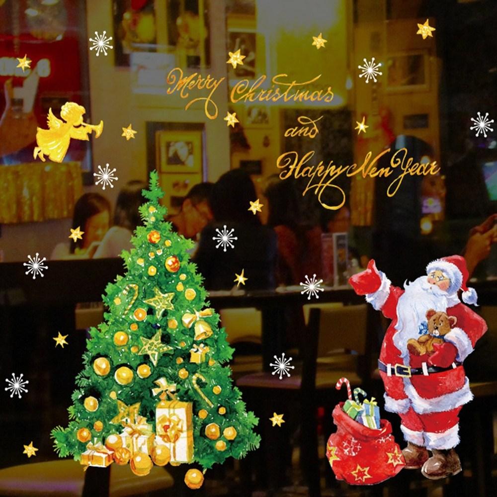 【Loviisa 聖誕送禮】無痕壁貼 壁紙