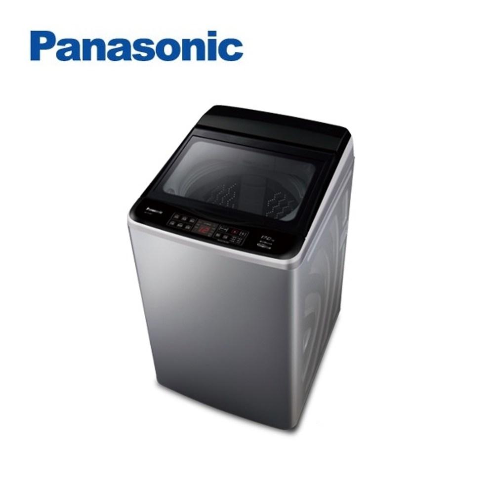 (贈日式10件餐具組)Panasonic國際牌 15KG變頻洗衣機 NA-V150GT