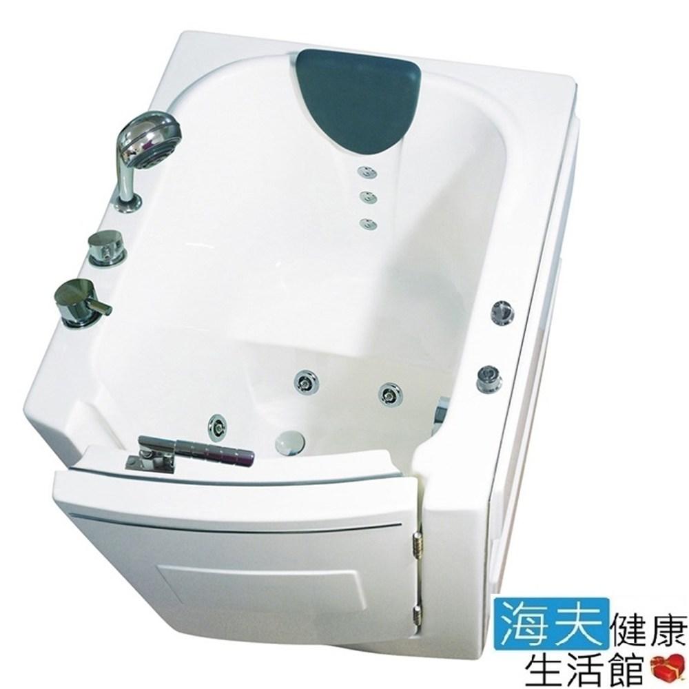 【海夫】開門式浴缸 內開式 101-R 氣泡按摩款_95*85*100