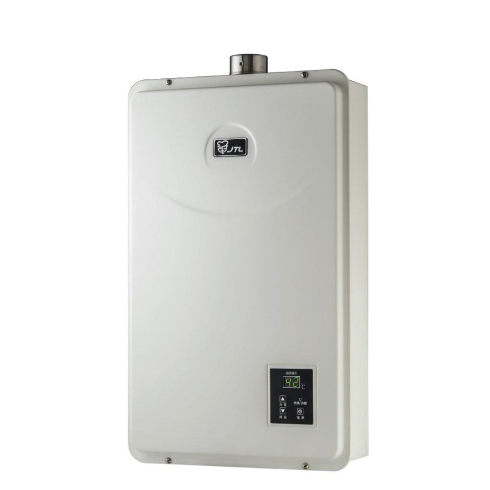 喜特麗16公升強制排氣數位恆溫熱水器天然氣JT-H1622_NG1