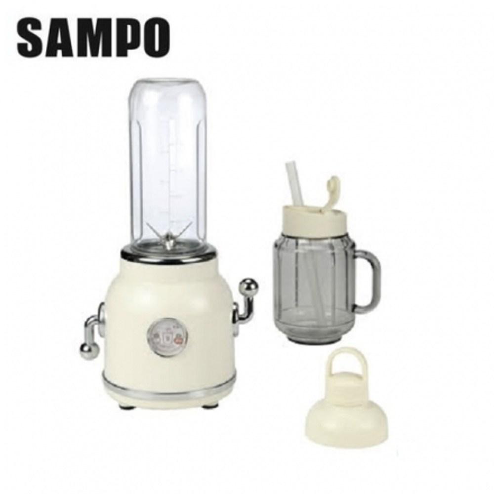 【SAMPO聲寶】 拉霸隨行杯果汁機 (KJ-L19061L)