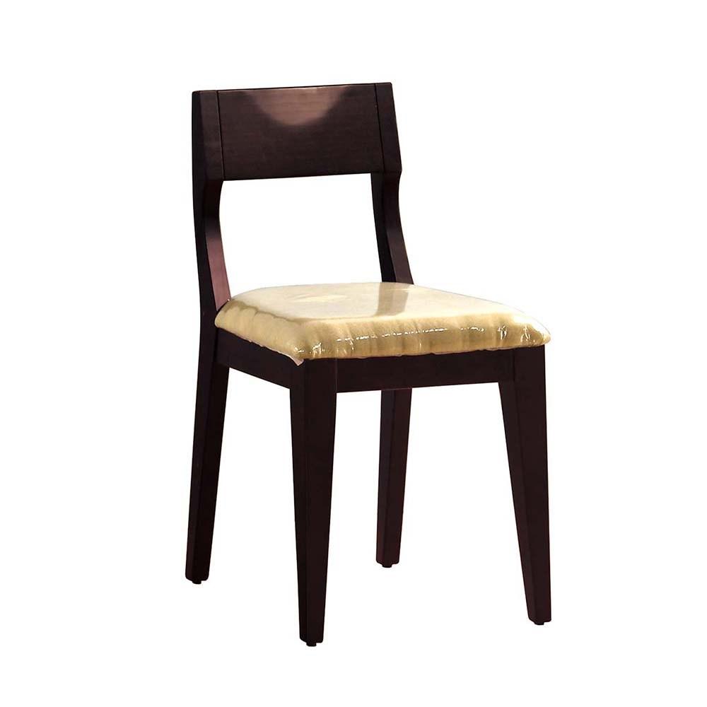 【obis】胡桃鏡台椅705
