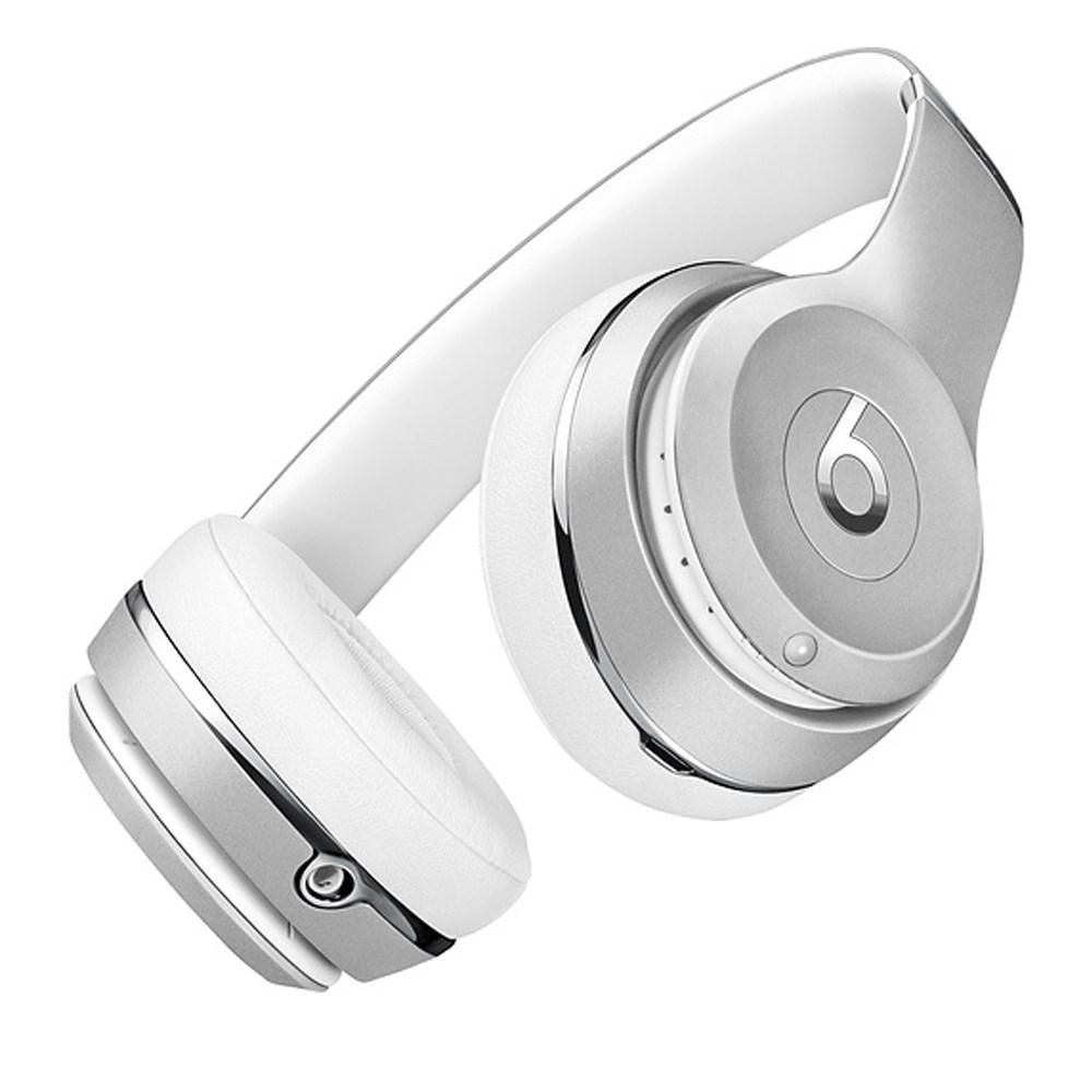 Beats Solo3 Wireless 銀色 藍牙無線降噪耳罩式耳機