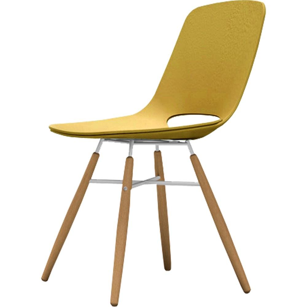 【YOI傢俱】歐特椅-黃