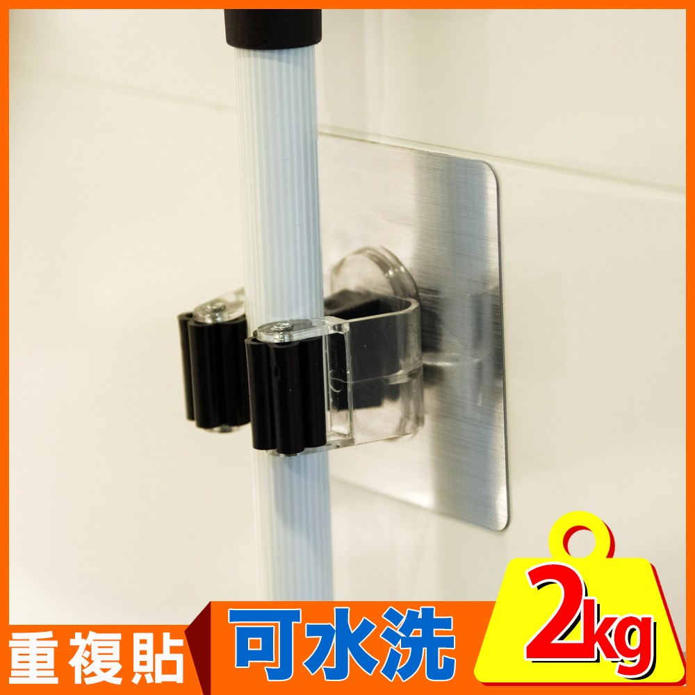 (10入組)第二代金屬面無痕工具夾 MIT台灣製 C0081 完美主義