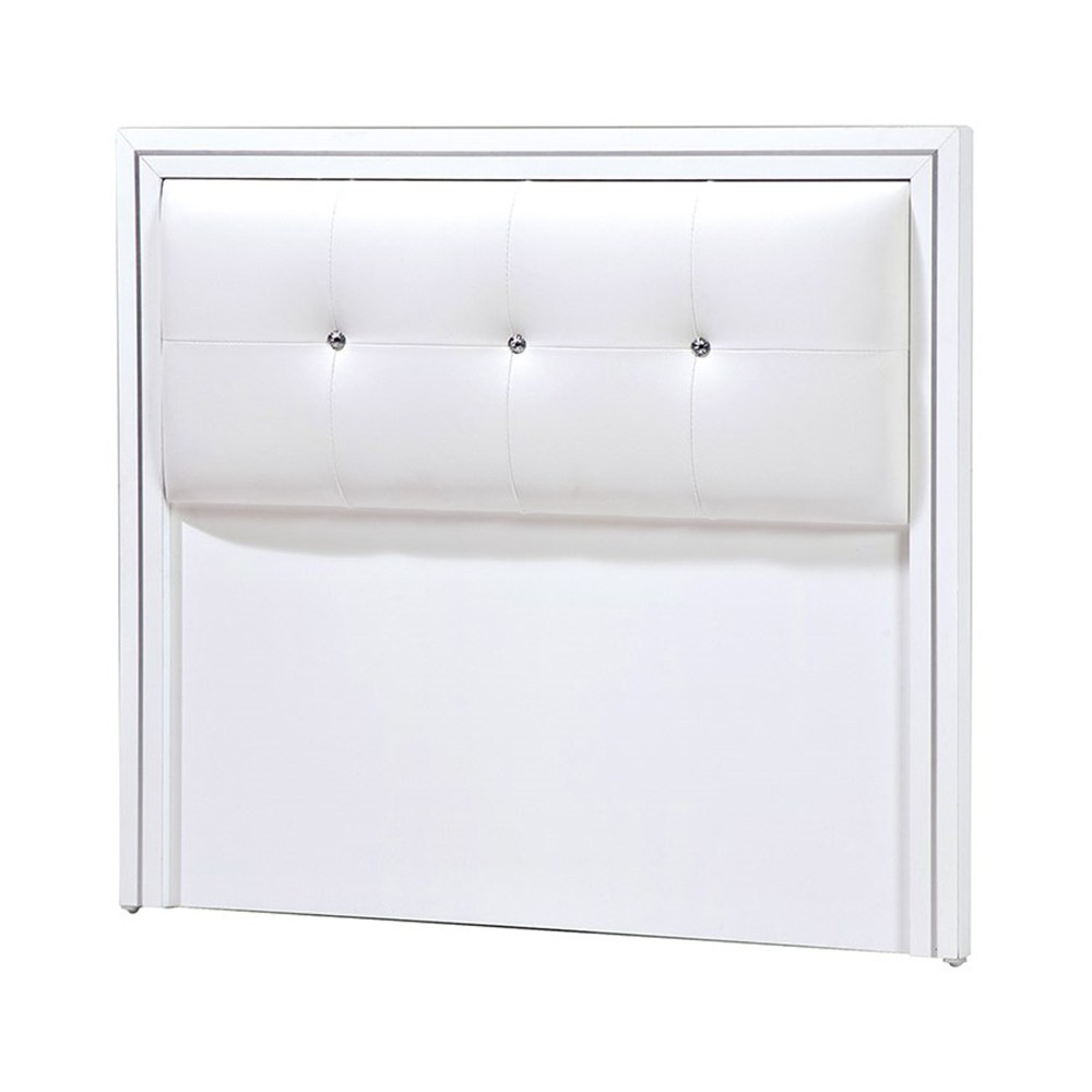 艾美白色3.5尺床頭片