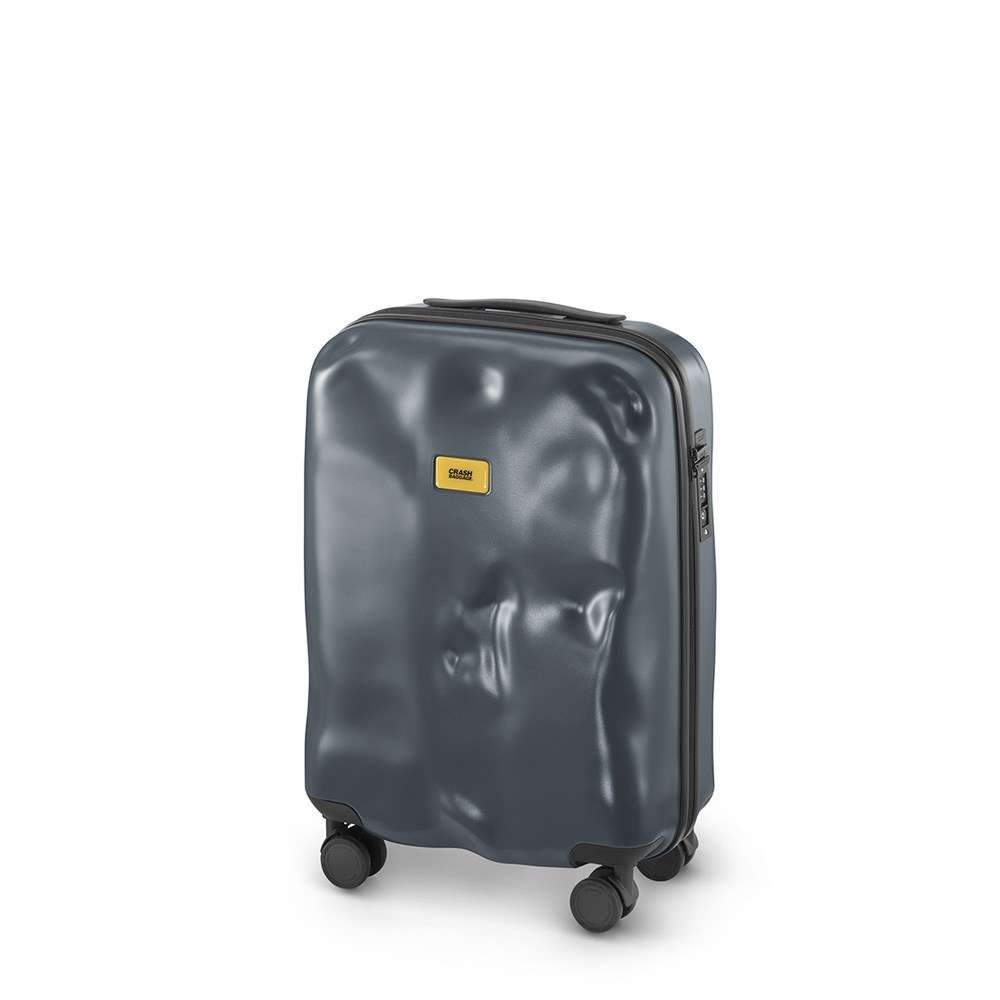 Crash Baggage Icon 登機箱20吋-深灰