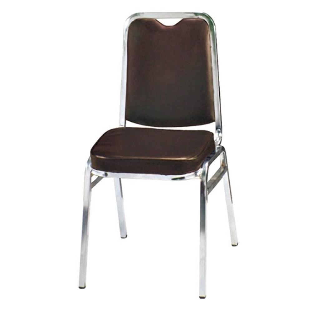 咖啡皮猛士椅