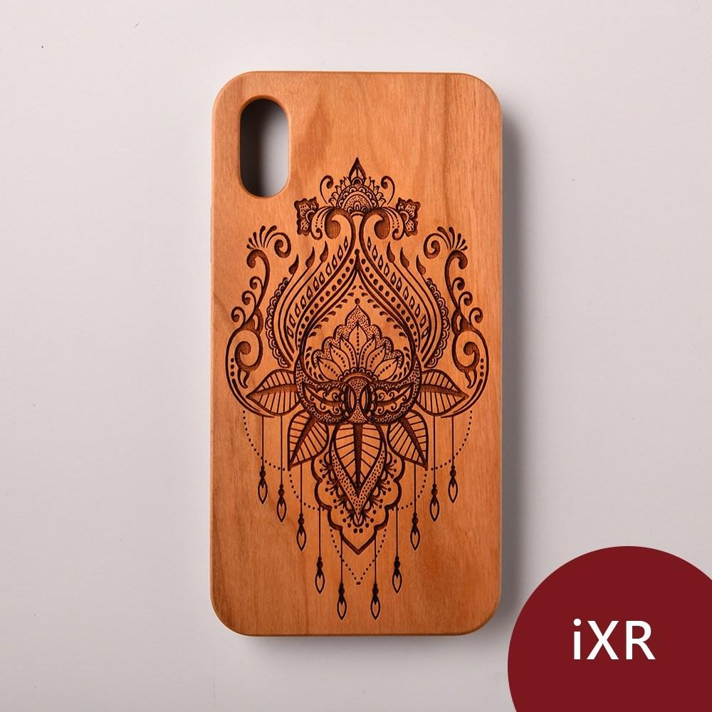 Woodu 木製手機殼 迷情摩洛哥 iPhone XR適用