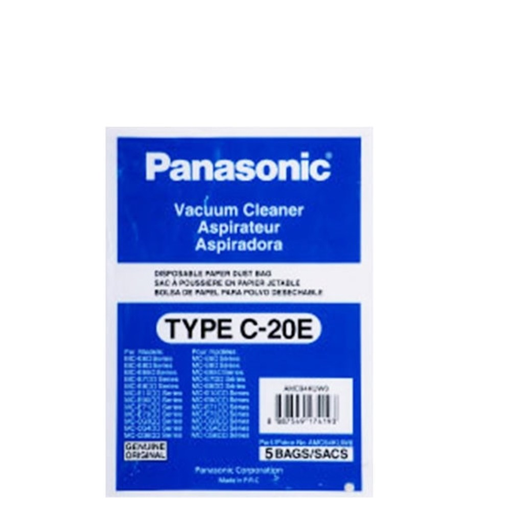 【Panasonic國際牌】紙袋 TYPE-C-20E