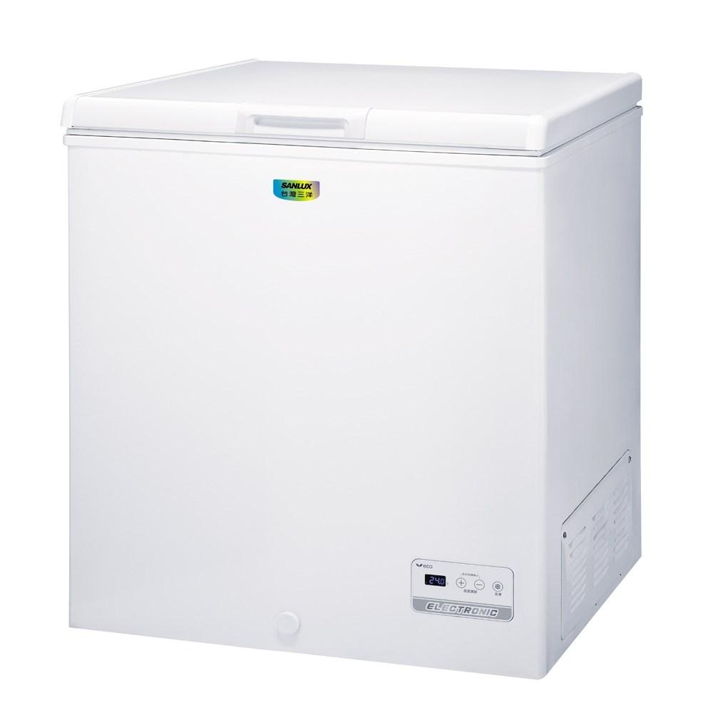 SANLUX台灣三洋148公升冷凍櫃SCF-148GE