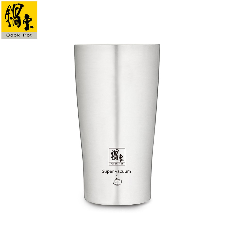 【鍋寶】316不鏽鋼內陶瓷杯490CC(SVCT-3649)