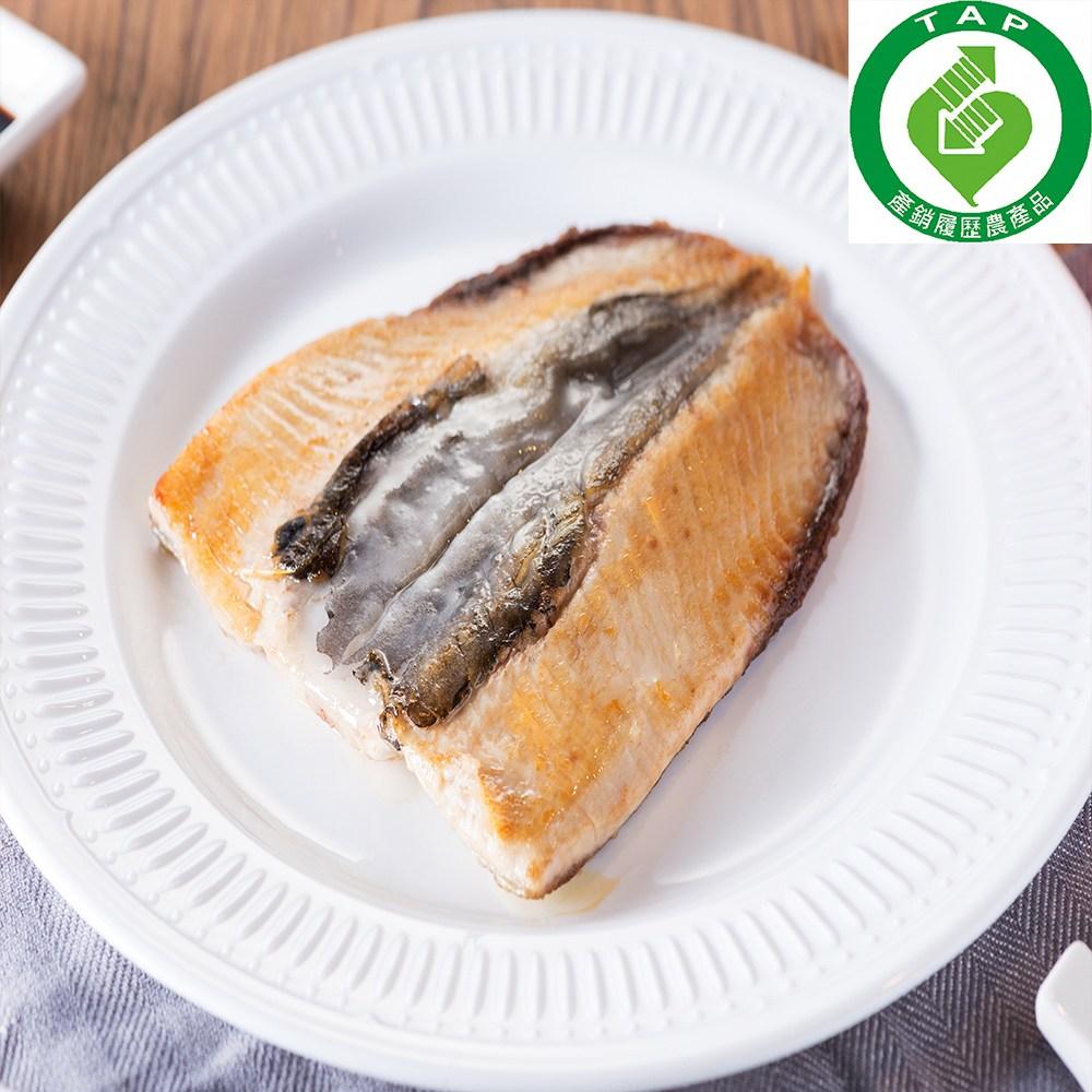 【華得水產】嚴選去刺虱目魚肚10片組(160G/產銷履歷/海水養殖)