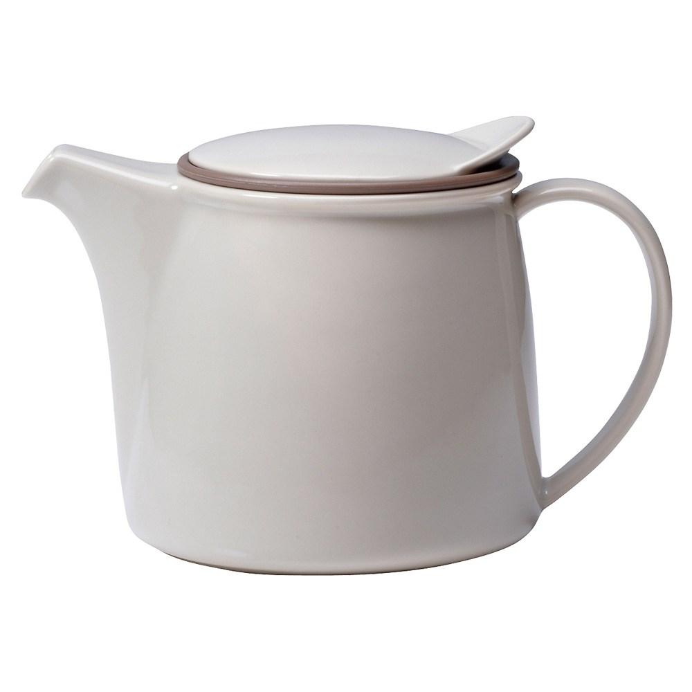 KINTO Brim 茶壺750ml(灰)