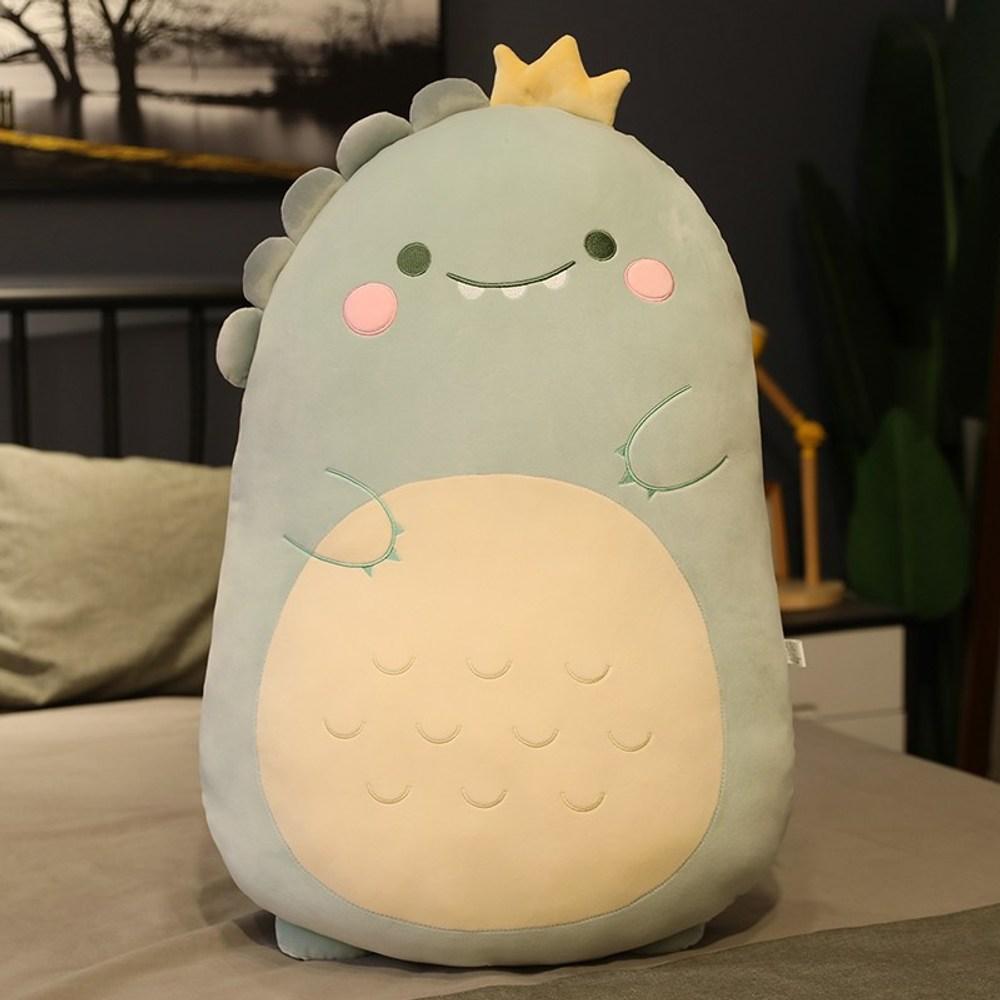 哥吉啦啦怪獸玩偶 【恐龍】造型抱枕  棉床本舖