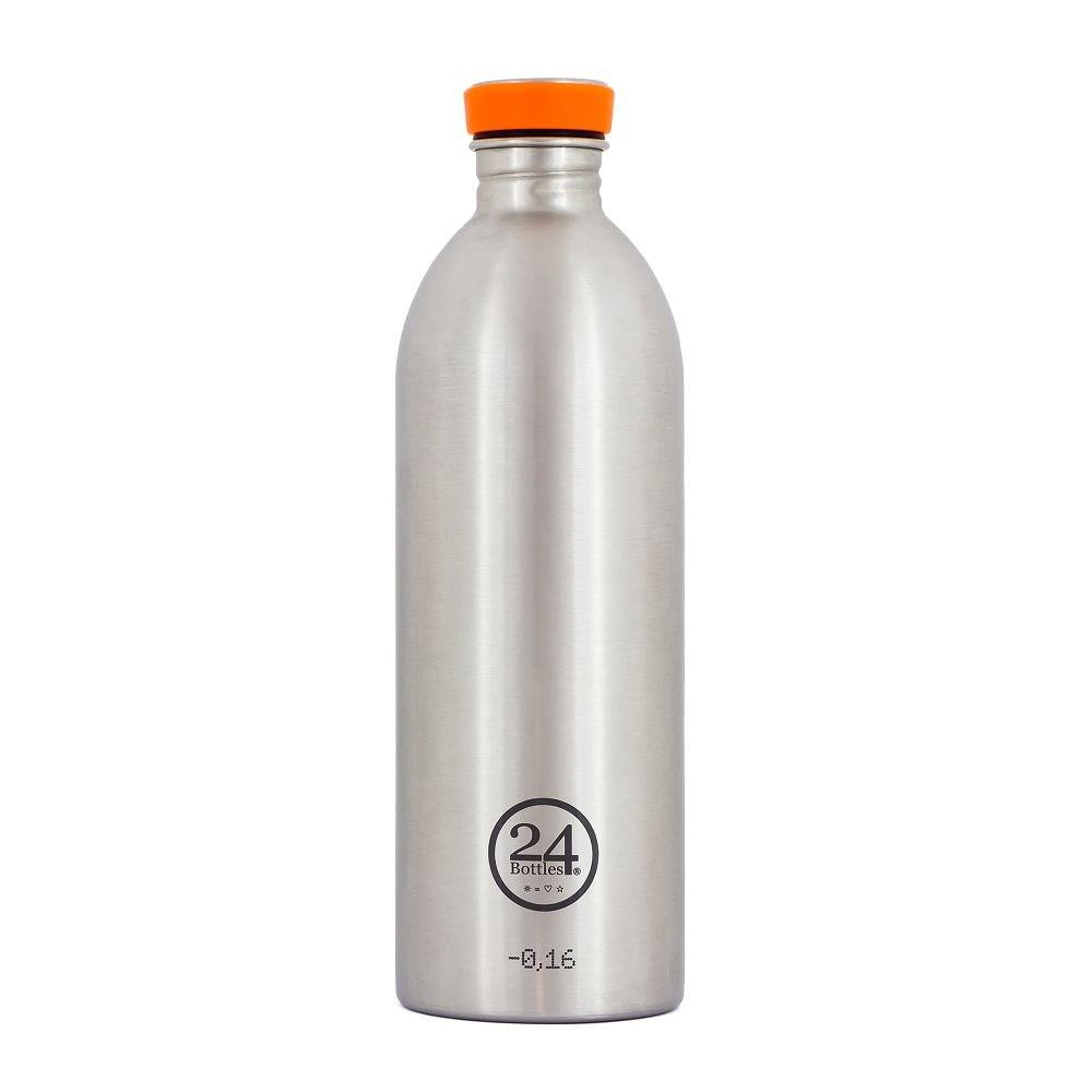 義大利 24Bottles 城市水瓶1000ml - 不鏽鋼