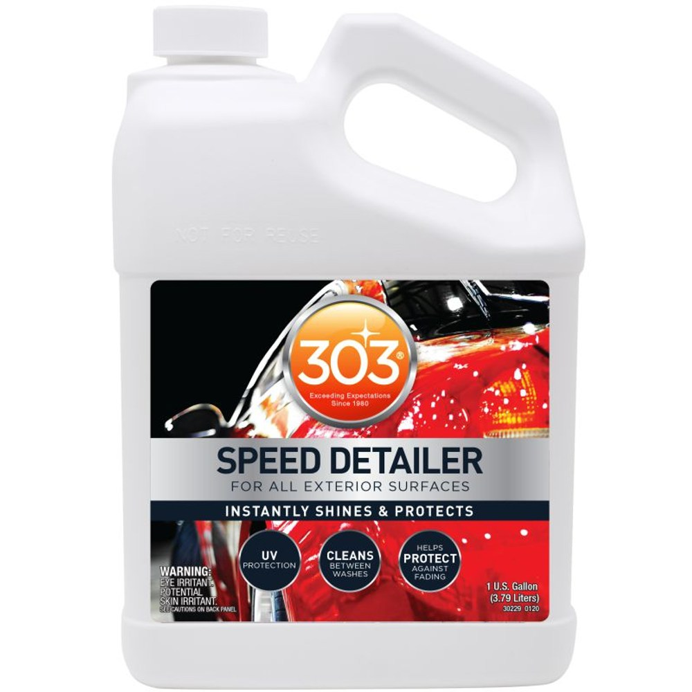 303 極速車體光潔護膜劑 1加崙裝30229