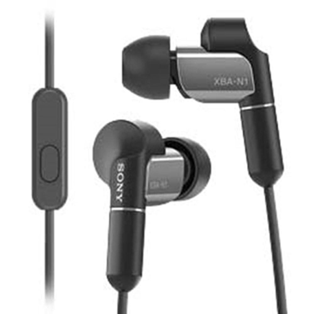 SONY XBA-N1AP 高音質入耳式耳機