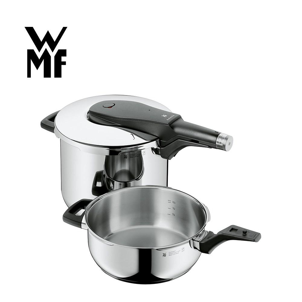 【德國WMF】PERFECT PRO系列快易鍋二件套組(3L+6.5L)