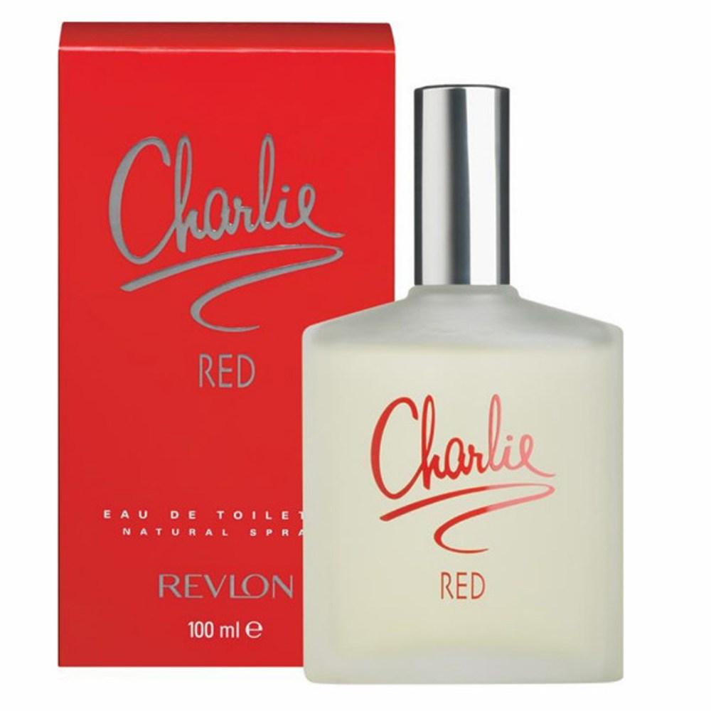 REVLON Charlie女用香水-紅色RED(3.4oz)*2