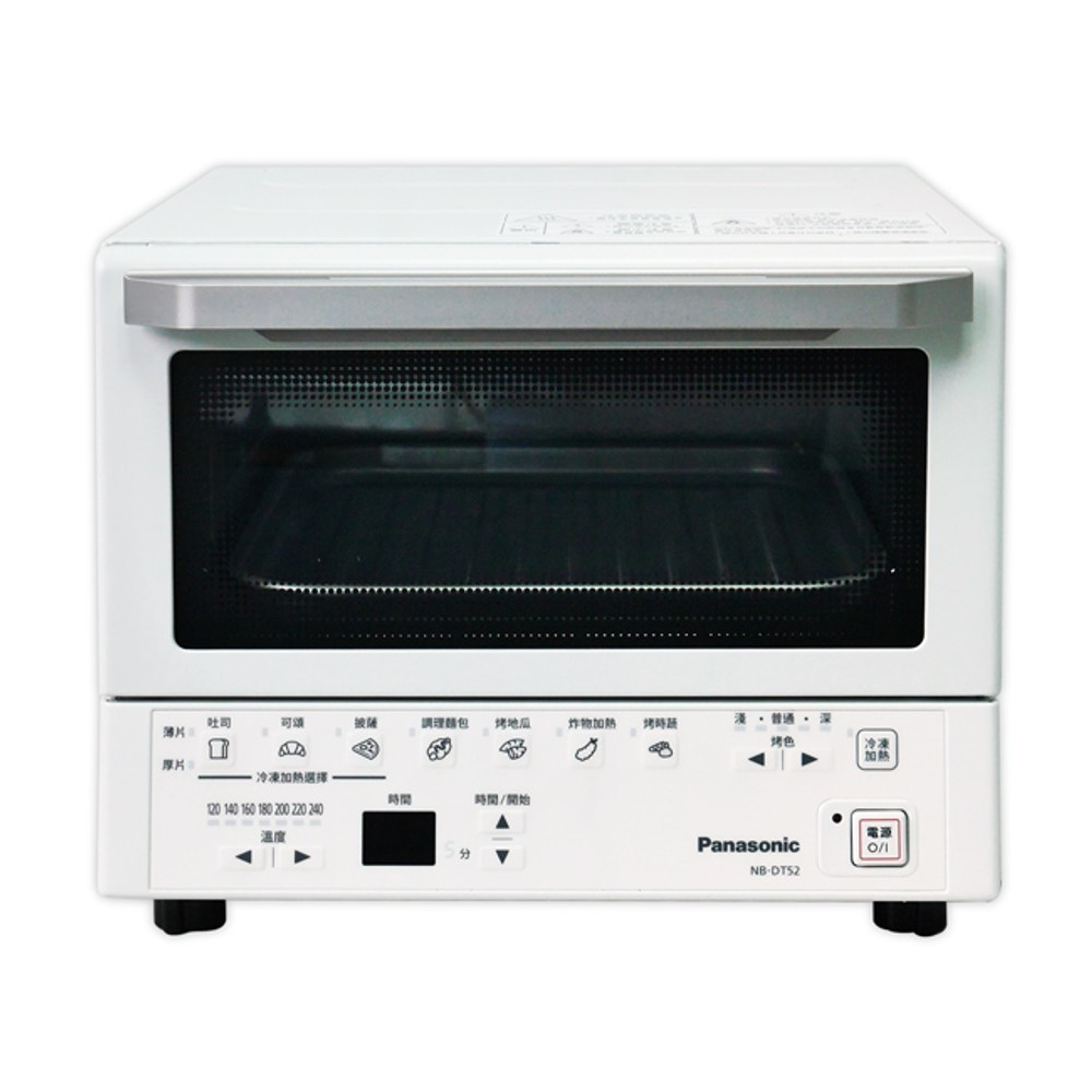 【Panasonic國際牌】9公升智能電烤箱 NB-DT52