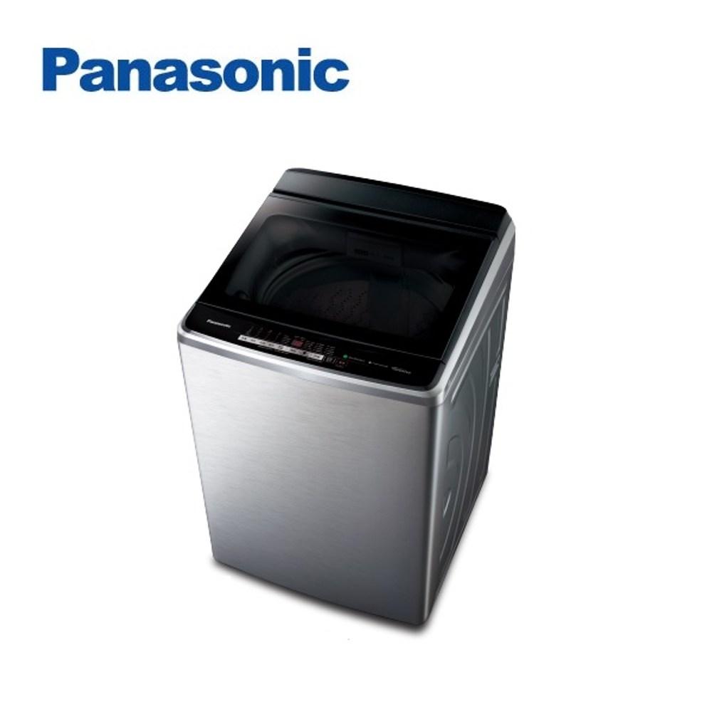 (贈日式10件餐具組)Panasonic國際牌15KG變頻洗衣機 NA-V150GBS-S